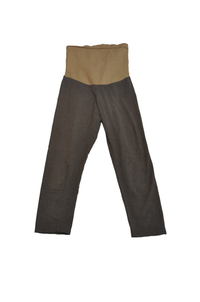 Gray Active Capri Pants by OH BABY!