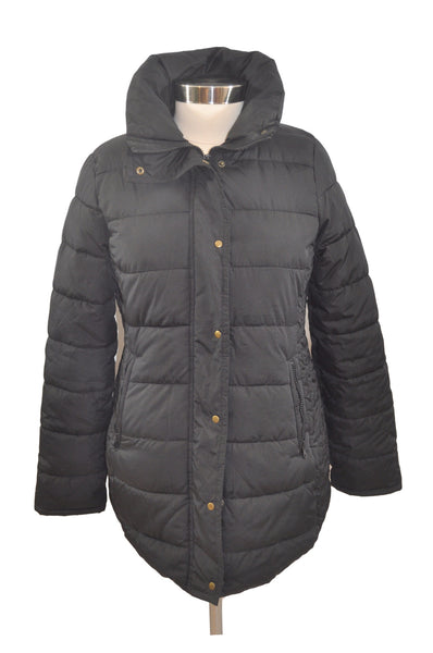 Black Puffer Jacket by Old Navy