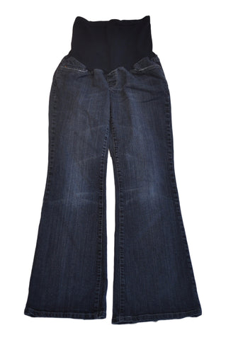 Blue Bootcut Jeans by A Pea In The Pod