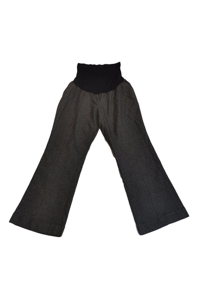 Black Career Pants by A Pea In The Pod