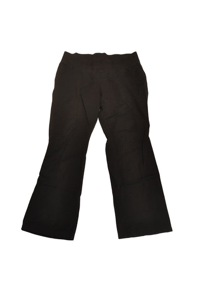 Black Casual Pants by Duo Maternity