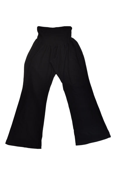 Black Career Pants by OH BABY!