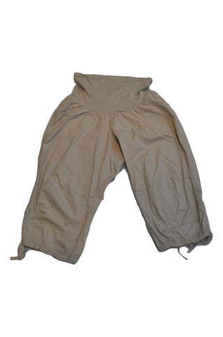 Khaki Capri Pants by OH BABY!