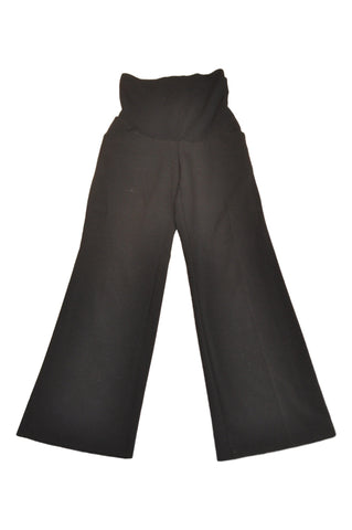 Black Petite Career Pants by Motherhood