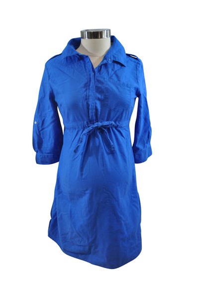Blue Casual Dress by GAP