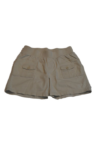 Khaki Shorts By In Due Time