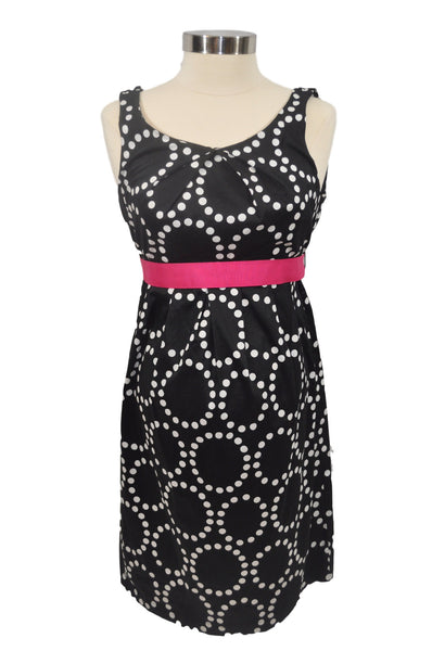 Black & White Polka Dot Dress by Motherhood *New Without Tags*