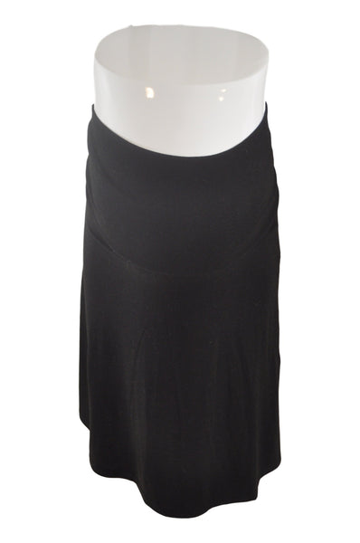 Black Flowy Skirt by Old Navy