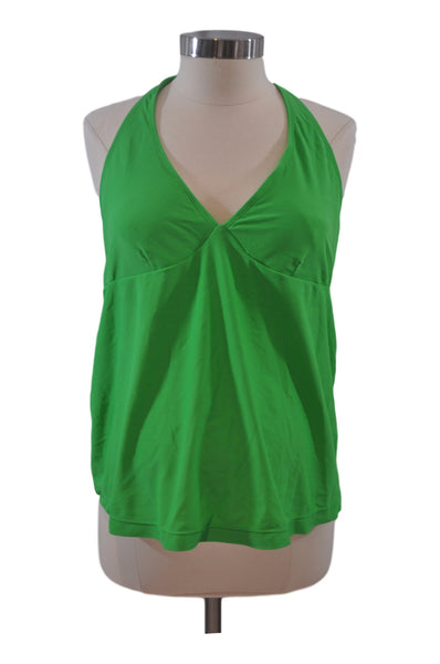 Green Swim Top by Old Navy