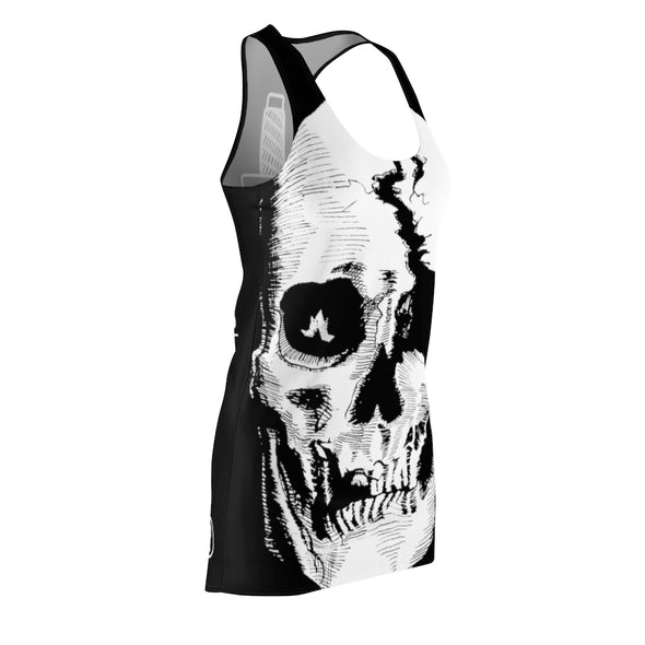 Death Skull - Racerback Dress