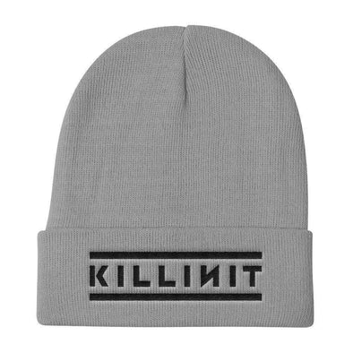 KILLINIT - Knit Beanie-Knit Beanies-Lovers Are Lunatics