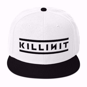 KILLINIT Snapback Hat-Snapback Hats-Lovers Are Lunatics