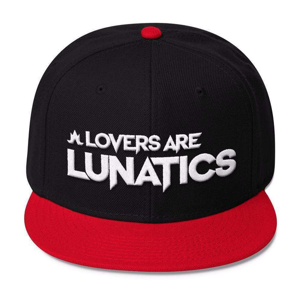 Lovers Are Lunatics Snapback Hat - color options-Snapback Hats-Lovers Are Lunatics