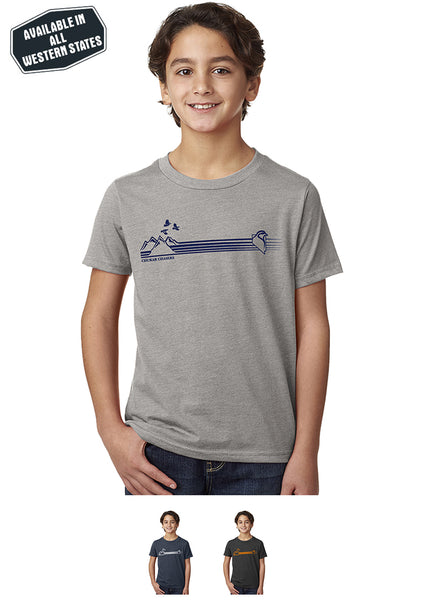 Chukar Chasers Youth T-Shirt III