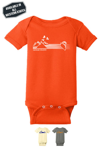 Chukar Chasers Future Chasers Baby Onsie I