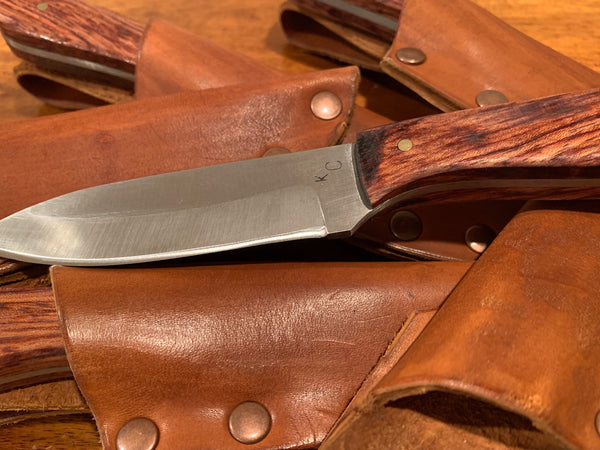Chukar Chasers Forged Knife