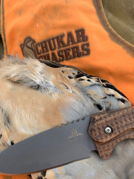 Chukar Chasers Lowlands Knife