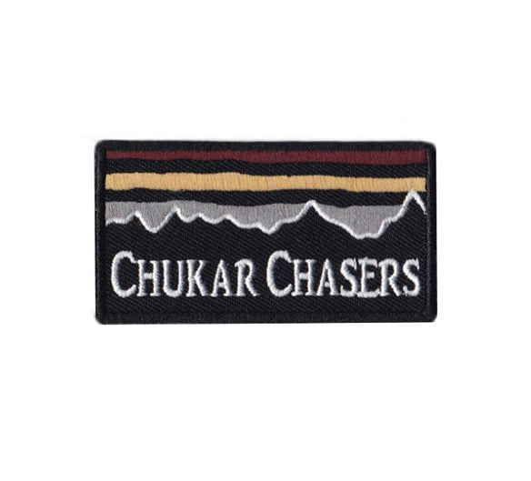 Chukar Chasers Patch I