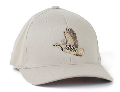 Chukar Chasers Solo Flight - Curved Flexfit