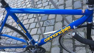 Very nice little Cannondale CAAD3 Racer