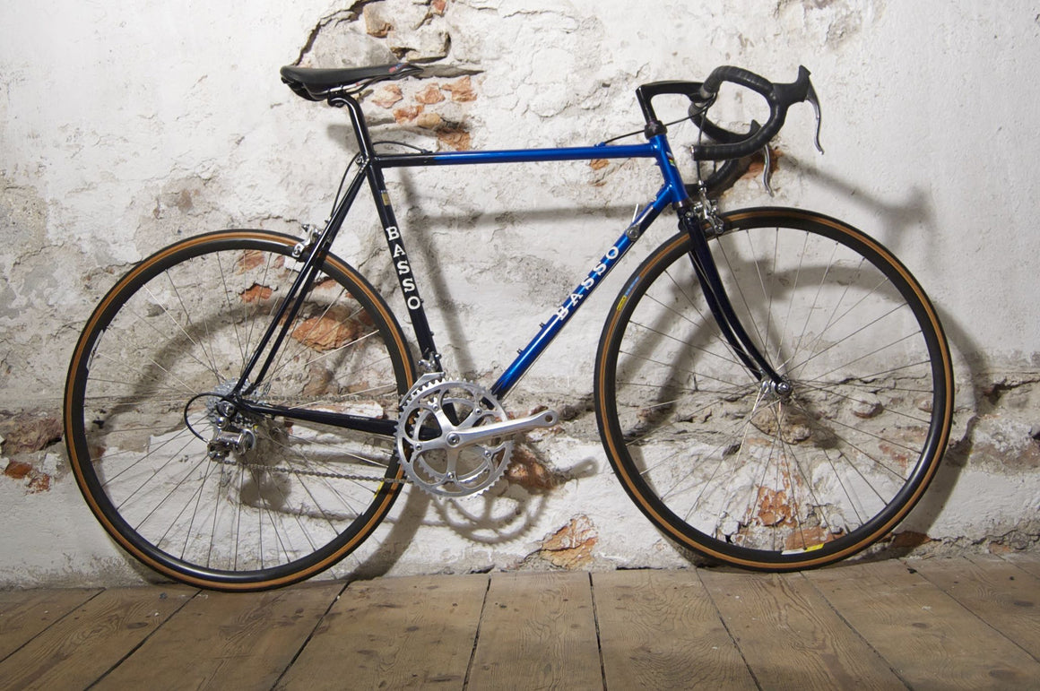 NEW Basso black-blue