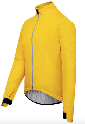 Café du Cycliste wonderful technical rain jacket Suzette Men