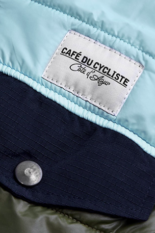 Café du Cycliste Albertine Vest Woman