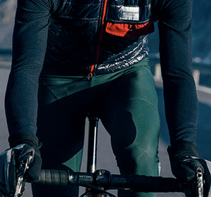 Café du Cycliste Winter tights Man Marie