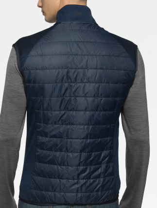 Rewoolution Merino Vest Rigel