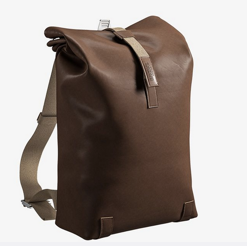Brooks Bag Pickwick Thick Leather
