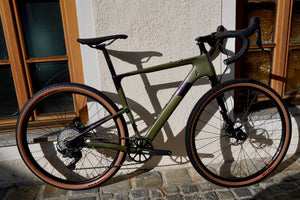 2021: Cannondale Topstone Carbon Lefty 3