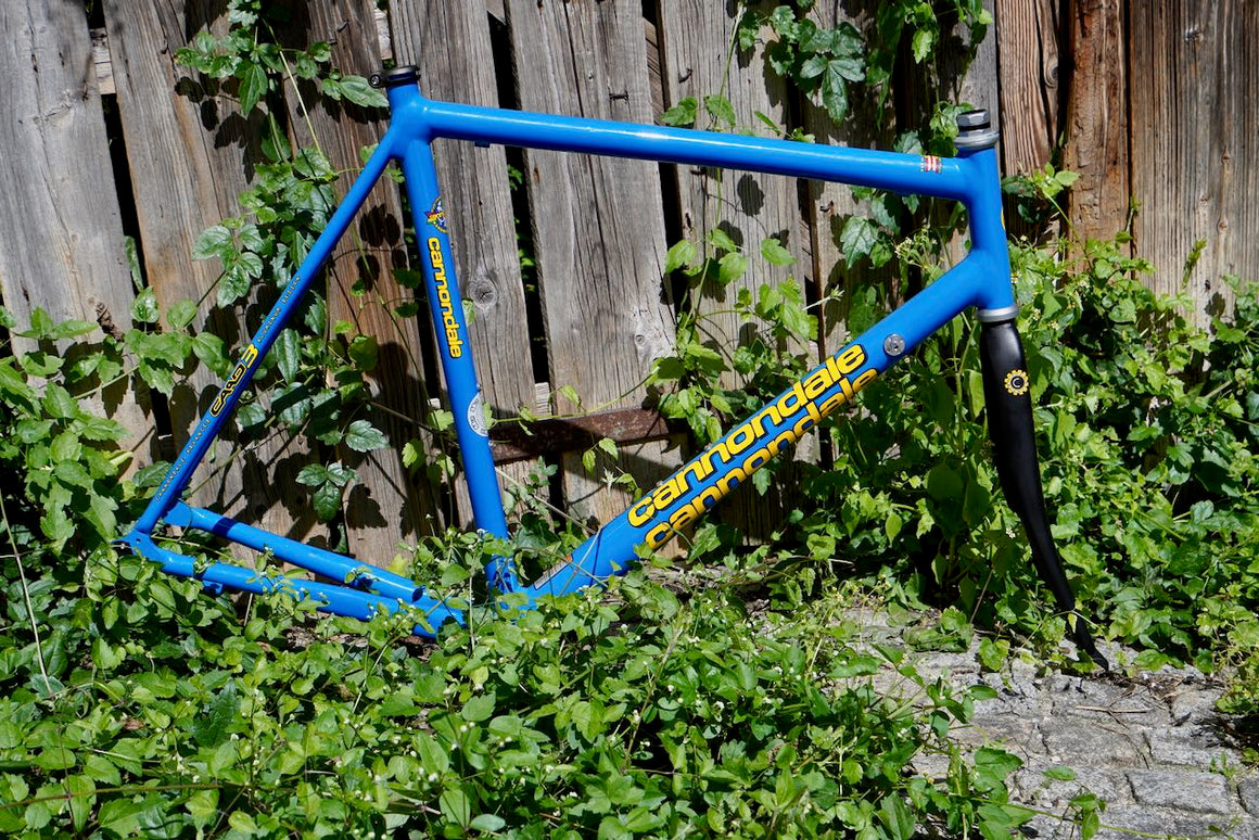 New Cannondale CAAD3 frameset