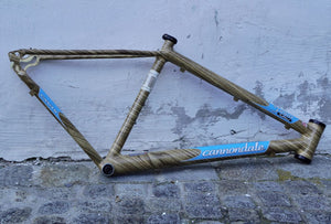 Cannondale Full Wood Mtb frame