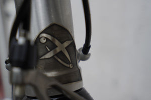 A dream of fusion: carbon with aluminium: Six13 from Cannondale!