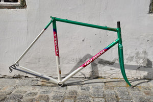 Wonderful Eddy Merckx Corsa Extra Racingframe from 1987/88
