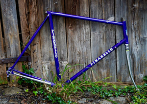 New Pinarello Asolo darkpurple