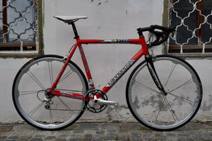 Youngster: Cannondale Saeco complete racing bike