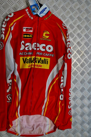 Cannondale Saeco Winterjersey