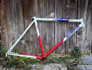 Very lightweight steelframe VRX from Scapin