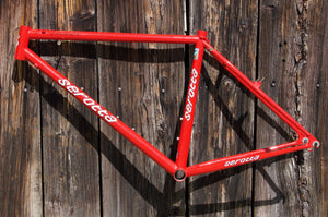 Wonderful Serotta Colorado ATX frame  red