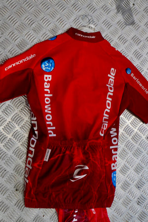 Cannondale Barloworld Jersey and Bib Short Set