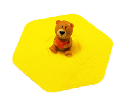 Honey Bear Love Silicone Mug Cover