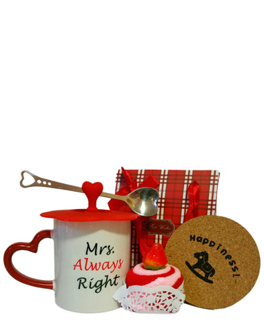 Happiness Mug Gift Set