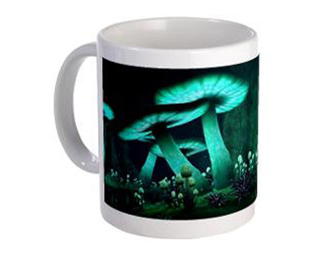 Glow In The Dark Mug