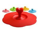 Heart Silicone Mug Cover