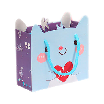 Cute Cartoon Paper Gift Bag