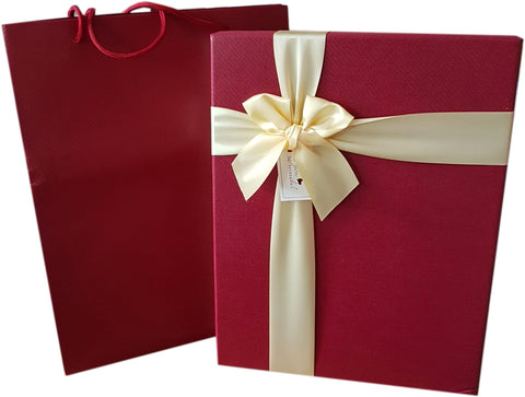 Rectangle Gift Box with Paper Bag