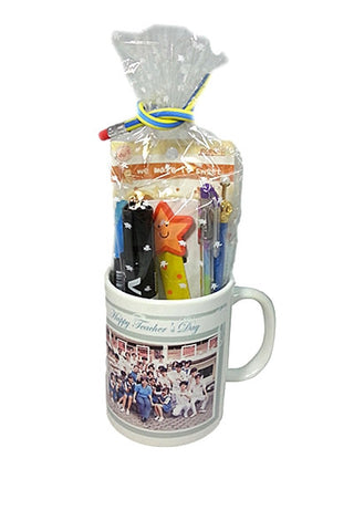 Stationary Mug Gift Set
