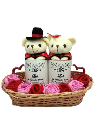 Wedding Mug Gift Set
