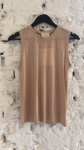 Nude Lilly Top